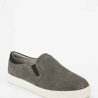 Circus By Sam Edelman Cruz Perforated Slip-On Sneaker- Grey