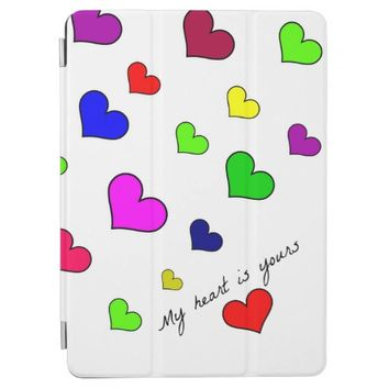 My Heart Is Yours iPad Air Cover
