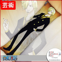 New Sanji - One Piece Anime Dakimakura Japanese Hugging Body Pillow Cover GZFONG209