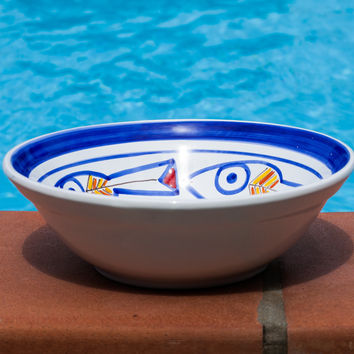 Lisca Bowl - Handmade Ceramic Bowl