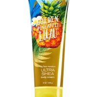 Ultra Shea Body Cream Golden Pineapple Luau
