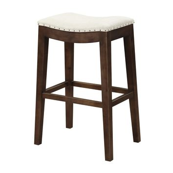 "Stoutsville 30"" Bar Stool with Cushion"