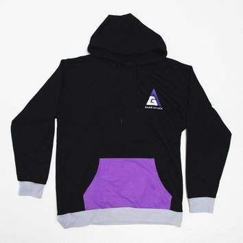 Game Attack Hoodie