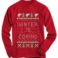 Game Of Thrones Ugly Christmas Sweater - On Sale