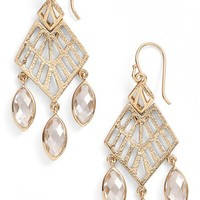 Women's Melinda Maria 'Mayson' Drop Earrings