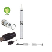 Z-Star Dry Herb Vaporizer Kit White