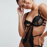Bluebella Julienne Body at asos.com