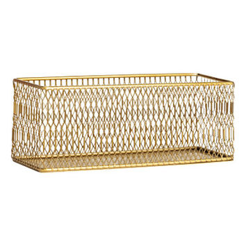 H&M Metal Storage Basket $17.99