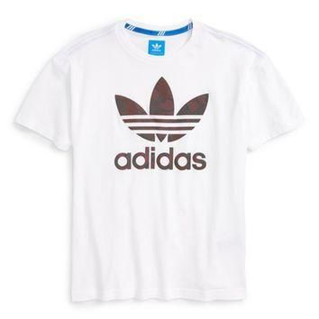 adidas Future Camo T-Shirt (Little Boys & Big Boys) | Nordstrom