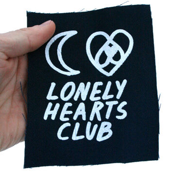 Lonely Hearts Club Patch