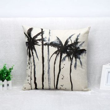 Miami Night Cushion Cover