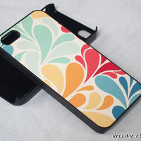 IPHONE 5 CASE Color Sea Garden iPhone 4 case iPhone 4S case iPhone case