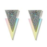 Tri's and Shine Earrings