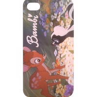 Disney Bambi Flower iPhone 5 Case