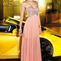 Alyce 6102 Dress at Peaches Boutique