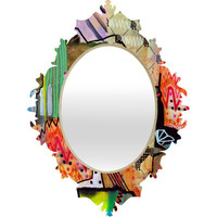 DENY Designs Home Accessories | Mikaela Rydin Morning Glow Baroque Mirror