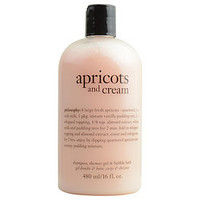 Philosophy Apricots And Cream Shower Gel