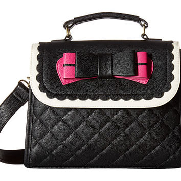 Betsey Johnson Girly Messenger