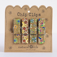 Natrual Life Chip Clips Set of 4