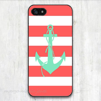 cover case fits iPhone models, unique mobile accessories, anchor