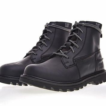 "CAT OUTDOOR BOOTS ""Triple Black"" P720582B4"
