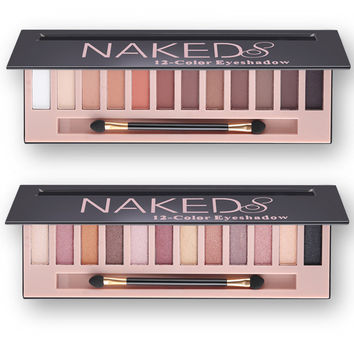 New basic eyeshadow palette nakeds 2 3 8 eye shadow palette makeup make up