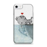 Cat Fish iPhone 7 | iPhone 7 Plus Case