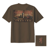 Browning Youth Silo Short Sleeve T-Shirt