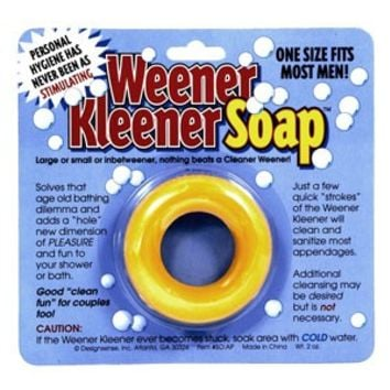 Weener Kleener Soap - Whimsical & Unique Gift Ideas for the Coolest Gift Givers