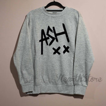 Ashton Irwin 5SOS Shirt Five Seconds of Summer Shirt Sweatshirt Sweater Unisex - size S M L XL