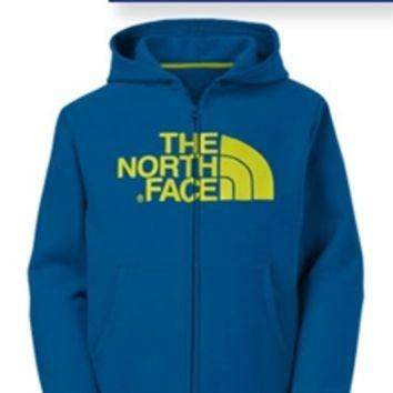 The North Face Half Dome Full Zip Hoodie for Boys A5H0