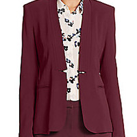 Rebecca Taylor - Refined Suiting Blazer - Saks Fifth Avenue Mobile