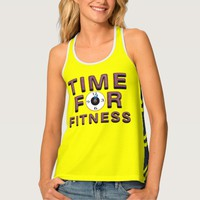 TOP Time for Fitness Tank Top