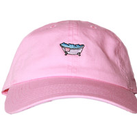 Lil' Tub Hat - Baby Pink