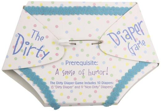 the dirty diaper game baby shower game from amazon adult fun