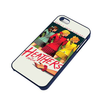 HEATHERS BROADWAY MUSICAL iPhone 4 / 4S Case