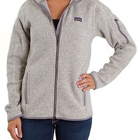 Patagonia Womens Better Sweater Jacket  Multiple Colors Available