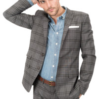 Parker Plaid – Suitable