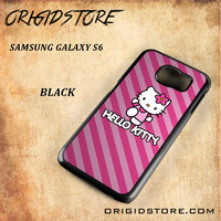 hello kitty For Samsung Galaxy S6 - Gift Present Multiple Choice