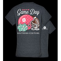 SALE Southern Couture Preppy Gear Up for Game Day Football T-Shirt