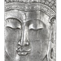 Serenity Buddha Panel | Wall Decor | Mirrors & Wall Decor | Decor | Z Gallerie