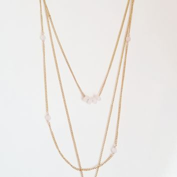 Rise Layered Necklace