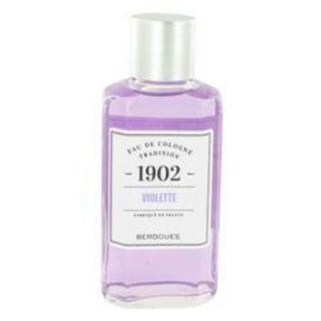 1902 Violette Eau De Cologne Spray (Tester) By Berdoues