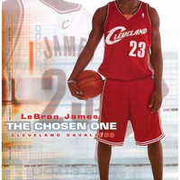 LeBron James Chosen One NBA Basketball Poster 11x17