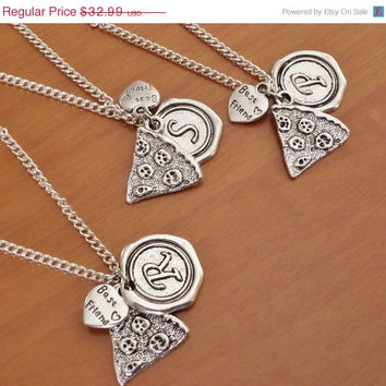 shop friendship necklace for 3 friends on wanelo