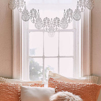Elodie Eyelet Window Valance - Urban Outfitters