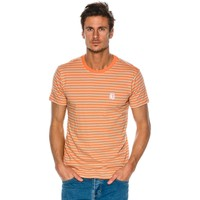 RVCA BARRY STRIPE SS KNIT