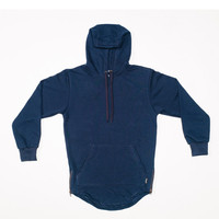 *16Sixteen - French Terry Hoodie - Navy