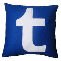 Tumblr Pillow