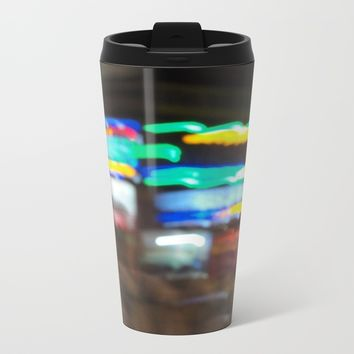 first night India Metal Travel Mug by letgofyourcolours